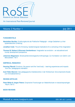 RoSE – Research on Steiner Education Vol2 Issue 1
